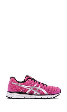 Asics Gel-Zaraca 2 in Neon Pink & Silver