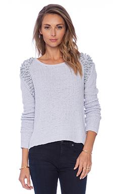 ASILIO Garden of Bones Sweater in Lavender