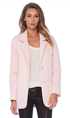 ASILIO The Rains of Castamere Jacket in Fairy Floss Pink