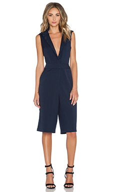 ASILIO The Great Mystery Jumpsuit in Navy
