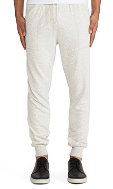 ATM Anthony Thomas Melillo French Terry Sweatpant in Grey