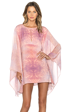 Alexis Yves Caftan in Sunlight Cloud