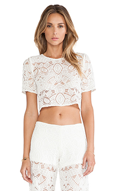 TOP CROPPED LISETTE