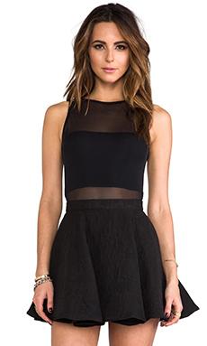 Alexis Greer Tank in Black
