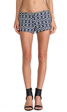ba&sh Stock Shorts in Inca & Losange
