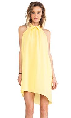 Backstage Monaco Dress in Lemon