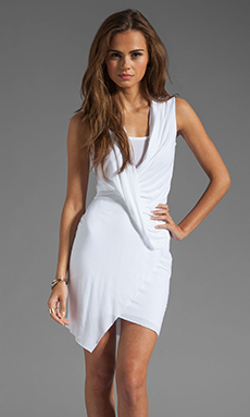 Bailey 44 Dolphin Dress in White