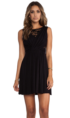 Bailey 44 Dark Seduction Dress in Black