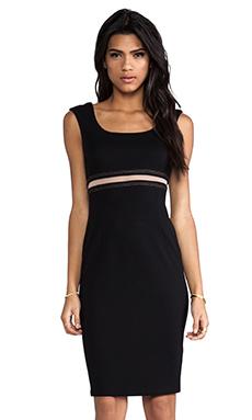 Bailey 44 Bardot Dress in Black