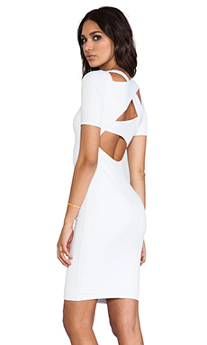 Bailey 44 Claudia Dress in White