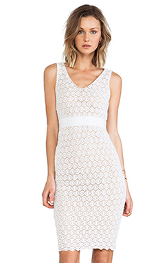 Bailey 44 Tippi Dress in White