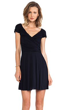 Bailey 44 Bloody Mary Dress in Navy