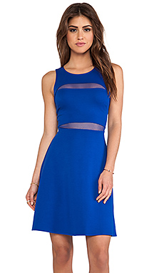 Bailey 44 Makossa Dress in Blue