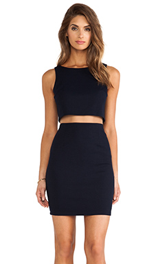 Bailey 44 Middle Linebacker Dress in Navy