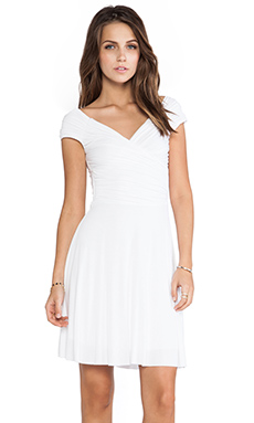Bailey 44 Bloody Mary Dress in White