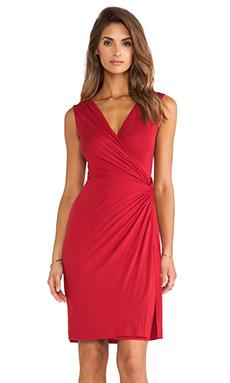 Bailey 44 Drop Kick Dress in Red