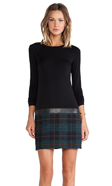 Bailey 44 Ski Lodge Dress in Black