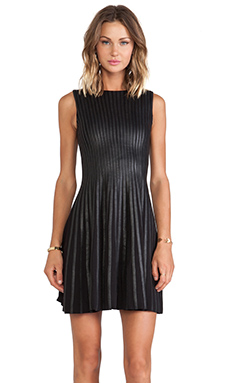 Bailey 44 Tracked Out Dress in Black