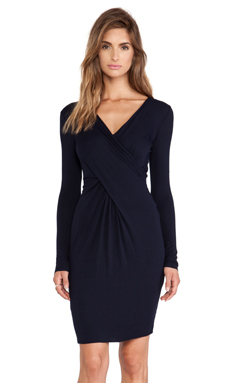 Bailey 44 Delusional Dress in navy