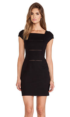 Bailey 44 Codependency Dress in Black