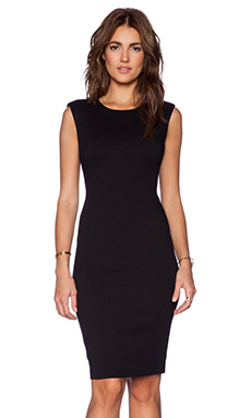 Bailey 44 Defense Mechanism Dress in Black