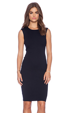 Bailey 44 Defense Mechanism Dress in Navy