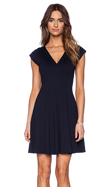 Bailey 44 Biofeedback Dress in Navy