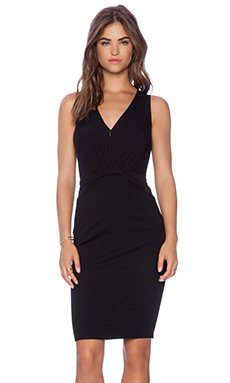 Bailey 44 Cryptogram Dress in Black