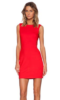 Bailey 44 Tango Dress in Red