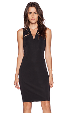 Bailey 44 Tanzania Dress in Black