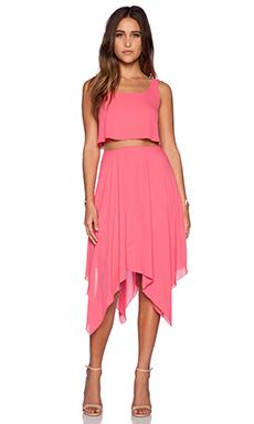 Bailey 44 Undercut Dress in Rose