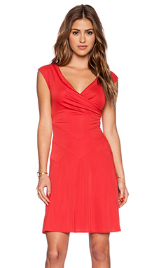 Bailey 44 Get Down Dress in Pepper Red