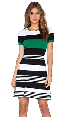 Bailey 44 Pravo Dress in Stripe