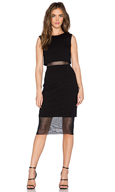 Bailey 44 Milano Dress in Black