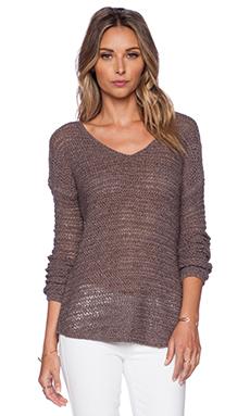 Bailey 44 Arusha Sweater in Walnut