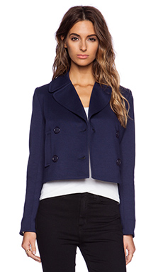 Bailey 44 Cruise Peacoat in Navy
