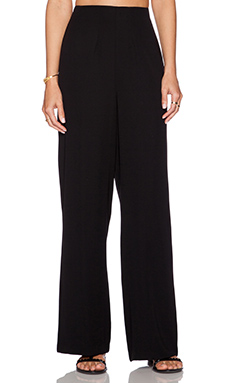 Bailey 44 Parker Pant in Black