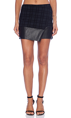 Bailey 44 Self Esteem Skirt in Grey