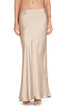 Bailey 44 Slow Dance Skirt in Camel