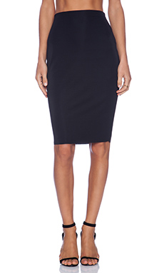 Bailey 44 Fandango Skirt in Black