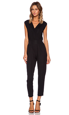 Bailey 44 Jitterbug Jumpsuit in Black