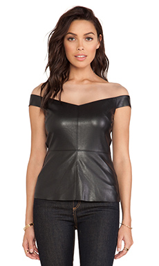 Bailey 44 Fixation Top in Black