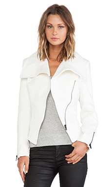 Bardot Aspen Jacket in White