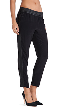 Bardot Pant in Black