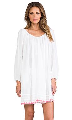 Basta Surf Capri Mini Dress in White