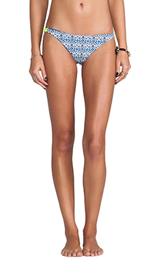 Basta Surf Zunzal Bungee Bottom in Grecian Flower & Baby Blue