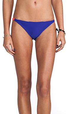 Basta Surf Zunzal Bungee Bottom in Blue & Baby Blue Stripe