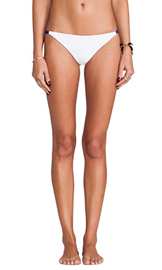 Basta Surf Palmas Bottom in Blanc & Natural