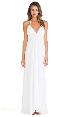 Basta Surf Tinos Dress in White
