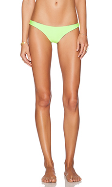 Basta Surf Tulum Bikini Bottom in Blue Rebel & Radiance & Vela